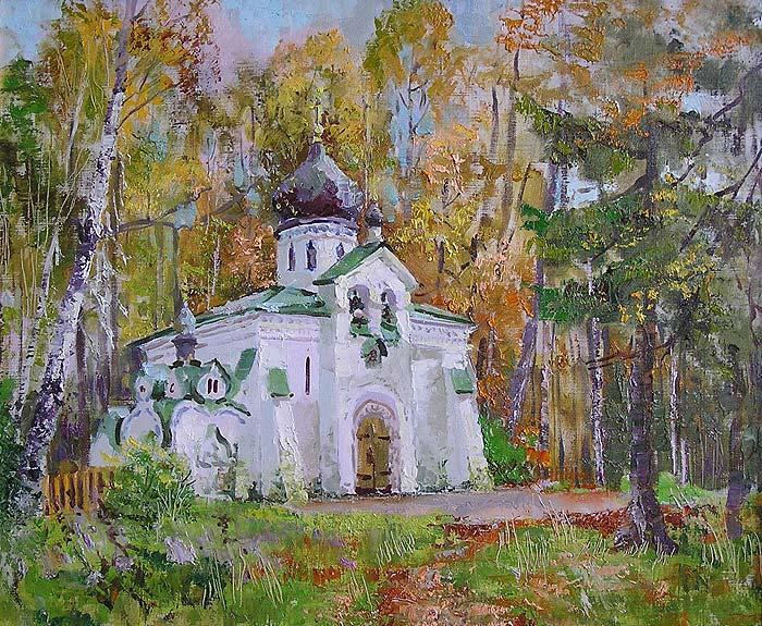 "Живопись и графика - ""Церковь в ...: www.gallery-visconti.ru/catalog/grafik/detail.php?ID=1644"